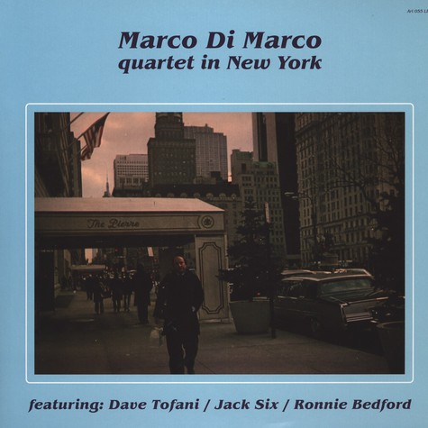 Marco Di Marco  - Quartet In New York