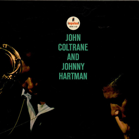 John Coltrane / Johnny Hartman - John Coltrane & Johnny Hartman