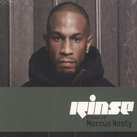 V.A. - Rinse 10 Mixed By Marcus Nasty