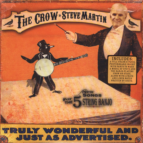 Steve Martin - Crow: New Songs