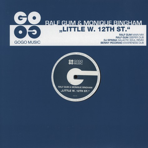 Ralf Gum & Monique Bingham - Little W. 12th St.