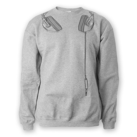 DMC & Technics - Technics Headphones Sweater