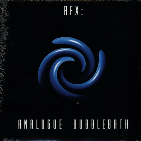 AFX (Aphex Twin) - Analogue bubblebath EP