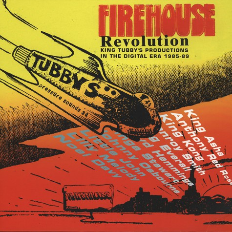 King Tubby - Firehouse Revolution