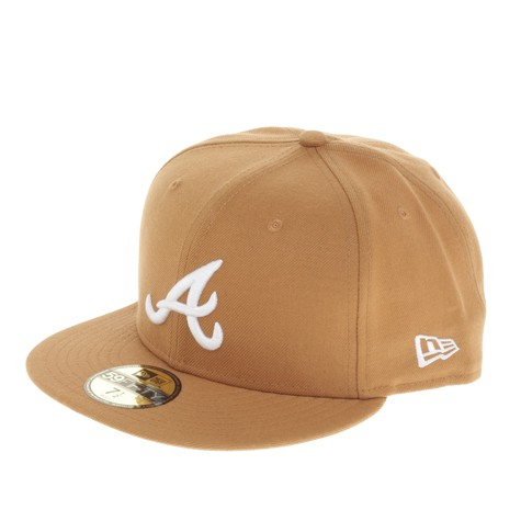 New Era - Atlanta Braves Basic 5950 Cap
