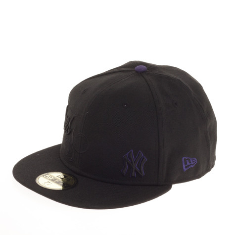 New Era - New York Yankees Sidescript 5950 Cap
