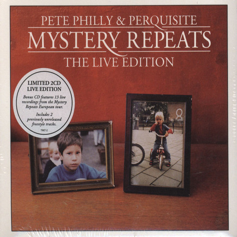 Pete Philly & Perquisite - Mystery Repeats Live Edition