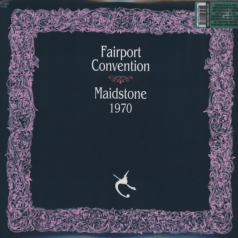 Fairport Convention - Maidstone 1970