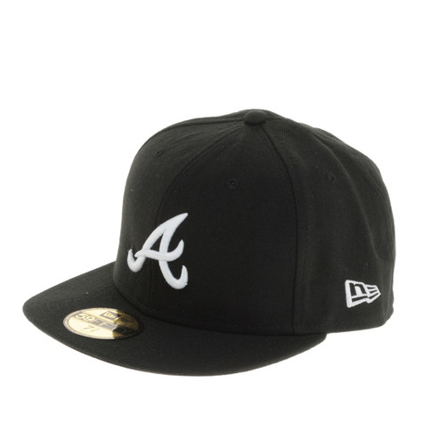 New Era - Atlanta Braves MLB Basic 59Fifty Cap