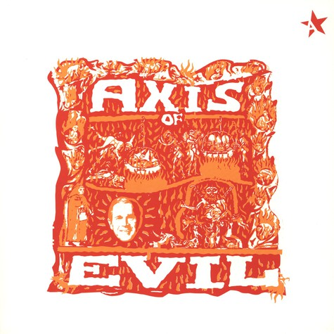 Christopher Just - Axis Of Evil EP