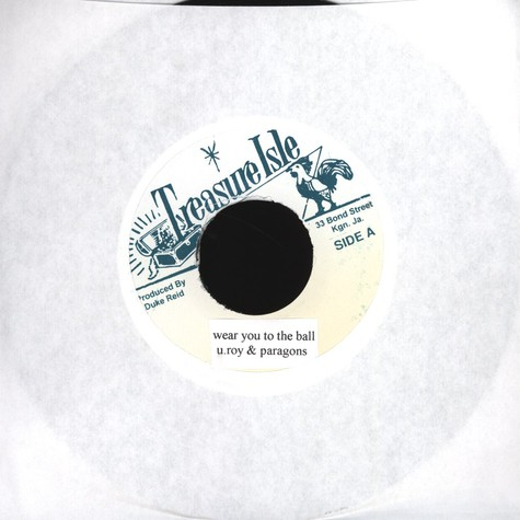 U Roy & The Paragons - Wear You To The Ball