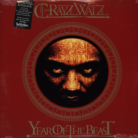 C-Rayz Walz - Year Of The Beast