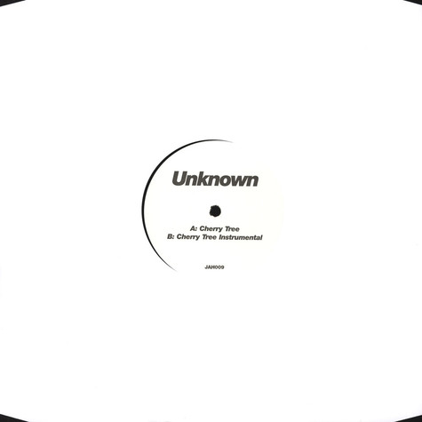 Unknown - Cherry Tree