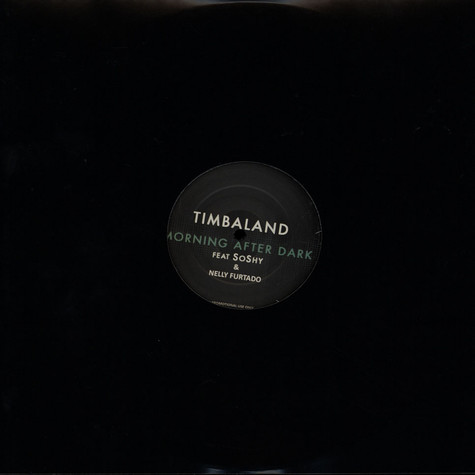 Timbaland - Morning After Dark feat. Soshy & Nelly Furtado