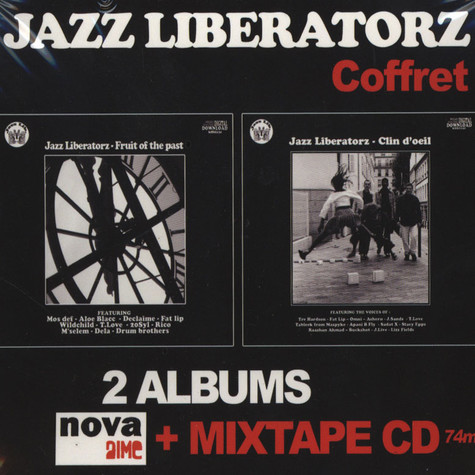 Jazz Liberatorz - CD Box