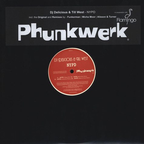 DJ Delicious & Till West - NYPD
