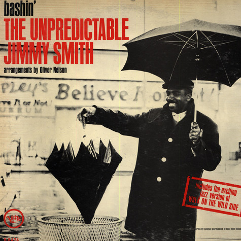 Jimmy Smith - Bashin'