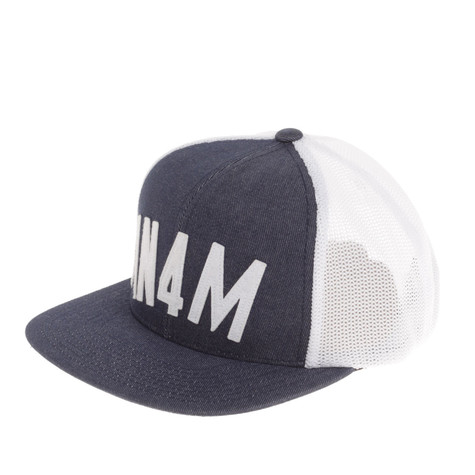 In4mation x Starter - In4Marc Mesh Cap