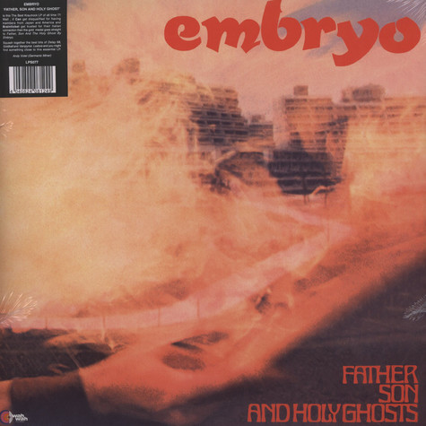 Embryo - Father, Son And Holy Ghost