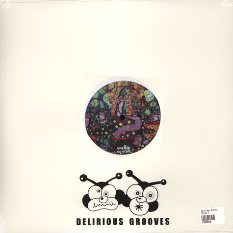 Delirious Grooves - Volume 5