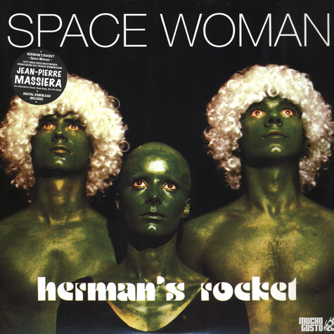 Herman's Rocket - Space Woman
