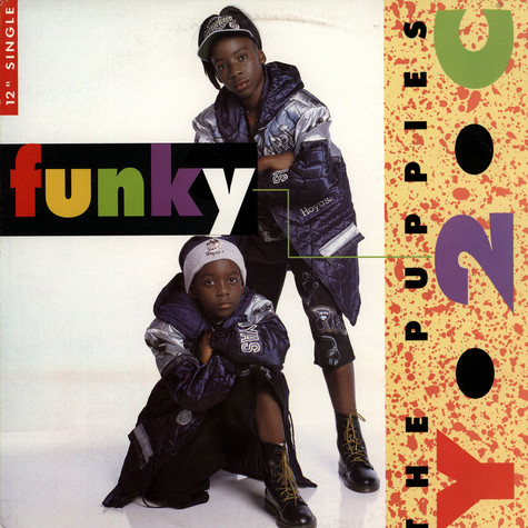 Puppies, The - Funky y 2 c