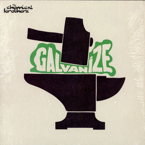 Chemical Brothers - Galvanize feat. Q-Tip