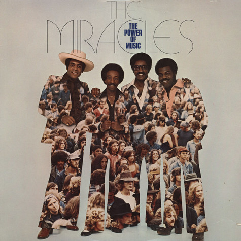 Miracles, The - The Power Of Music