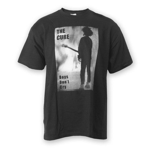 Cure, The - Boys Dont Cry T-Shirt