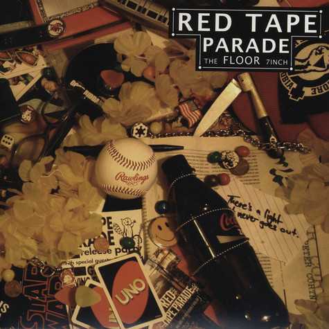 Red Tape Parade - The Floor