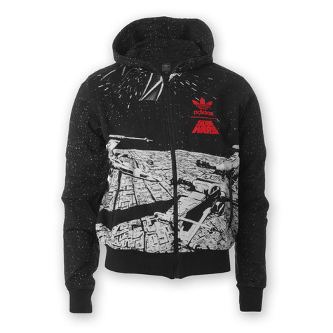 adidas X Star Wars - Star Wars X-Wing Hooded Track Top