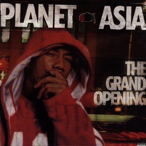 Planet Asia - The Grand Opening