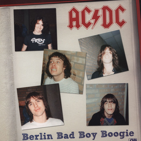 AC/DC - Berlin Bad Boys Boogie