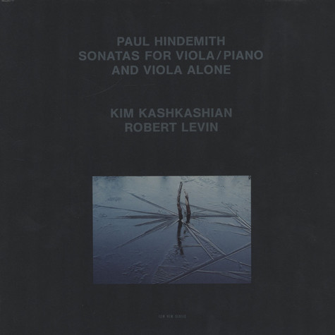 Kashkashian & Levin - Sonatas For Viola/piano And Viola Alone
