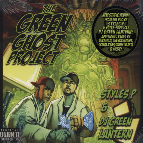 Styles P & DJ Green Lantern - The Green Ghost Project