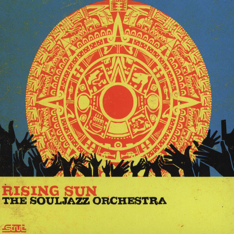SoulJazz Orchestra, The - Rising Sun