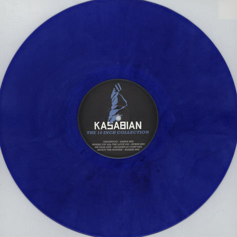 "Kasabian - The 10"" Collection"