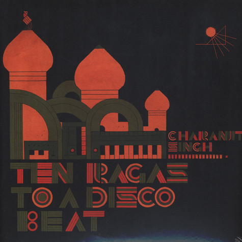 Charanjit Singh - 10 Ragas To A Disco Beat