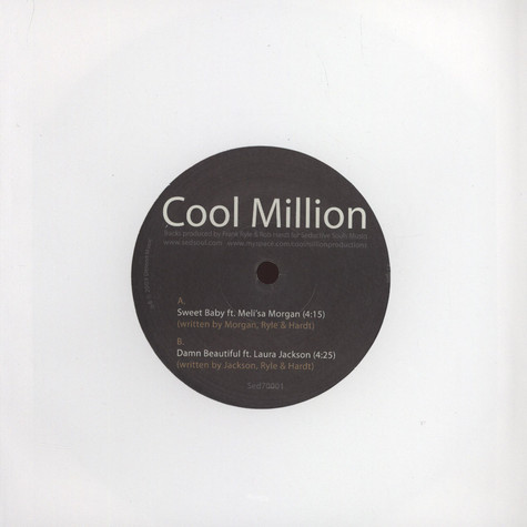 Cool Million - Sweet Baby feat. Meli'sa Morgan