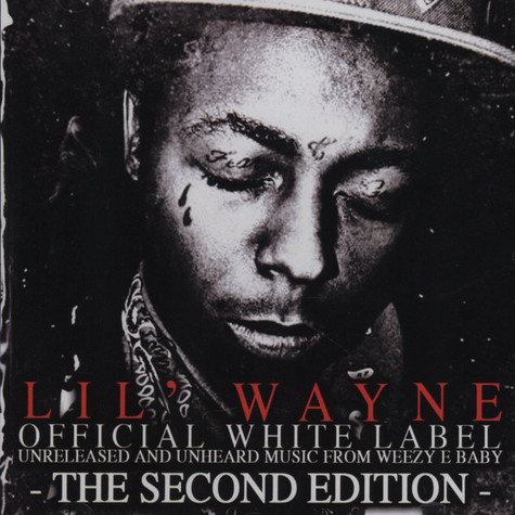 Lil Wayne - Official White Label