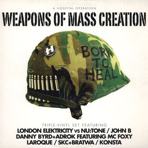V.A. - Weapons Of Mass Creation 1