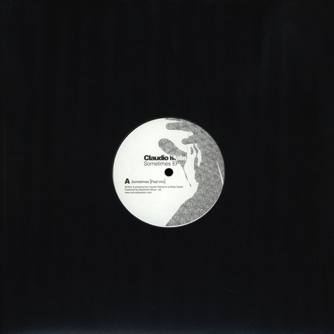 Claudio Mate - Sometimes EP