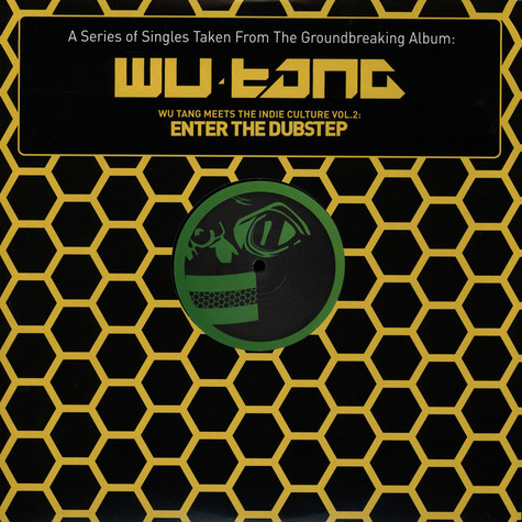 Wu-Tang Clan - Meets The Indie Culture Volume 2 - Enter The Dubstep EP 2