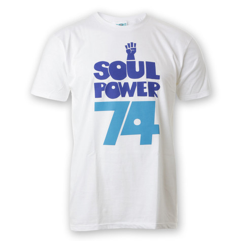 101 Apparel - Soul Power T-Shirt