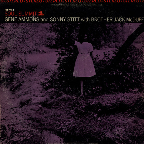 Gene Ammons And Sonny Stitt With Brother Jack McDuff - Soul Summit