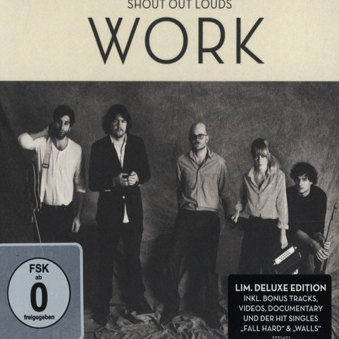 Shout Out Louds - Work Limited Edition