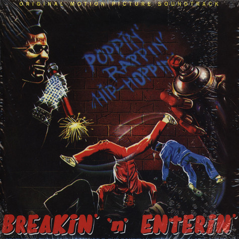 V.A. - OST Breakin' 'N' Enterin'
