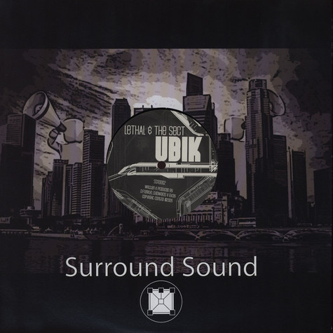 Lethal & The Sect / The Sect - Ubik / Whiteout
