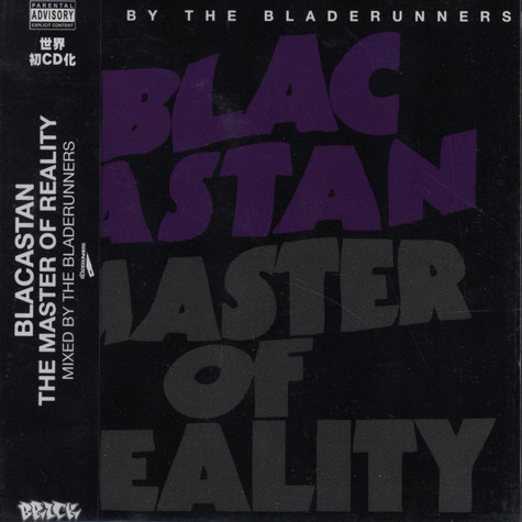 Blacastan - The Master Of Reality