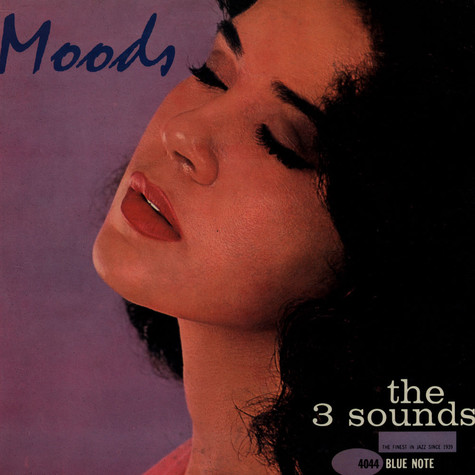 Three Sounds, The - Moods
